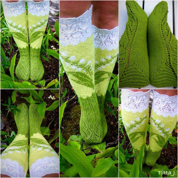 Kielo-sukat by TittaJ.