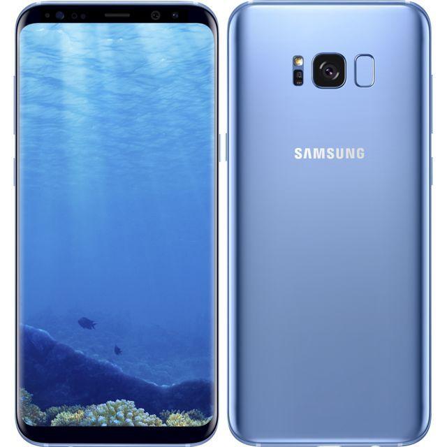 Samsung Galaxy S8 Plus Bleu Samsung Samsung Galaxy Galaxy S8