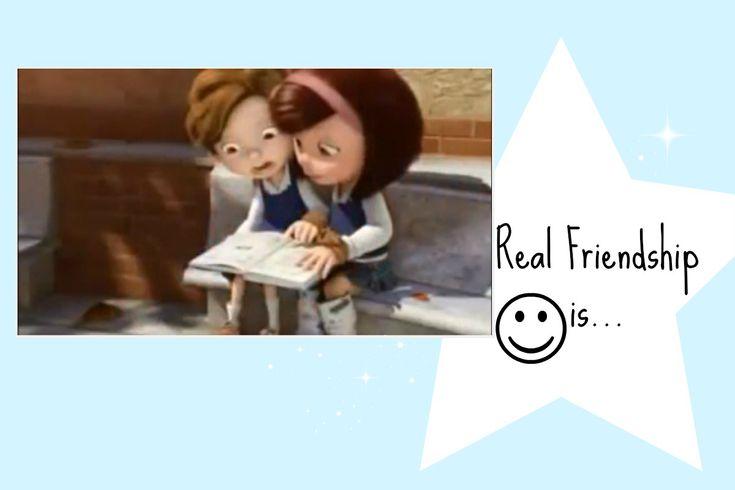 Μια συγκινητική ταινία μικρού μήκους για μια ξεχωριστή φιλία – ΒΙΝΤΕΟ