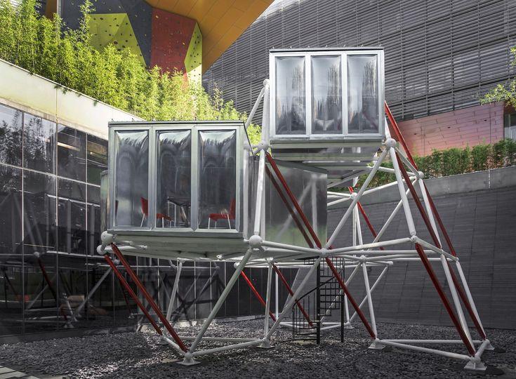 Дом будущего от студии People's Architecture Office - http://archiq.ru/dom-budushhego-ot-studii-peoples-architecture-office/