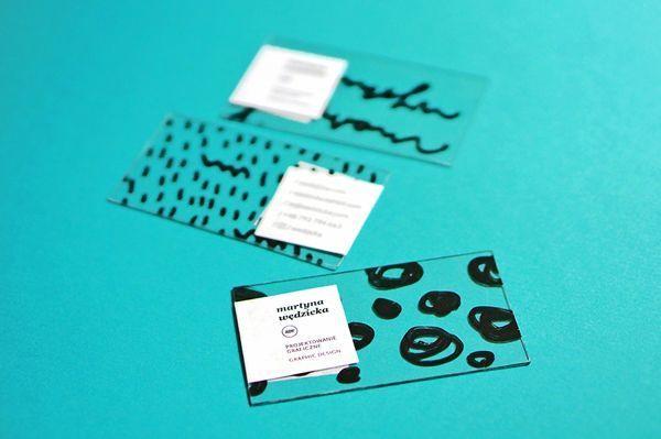 Inspiration graphique #4 : Les cartes de visite originales et créatives | Blog du Webdesign
