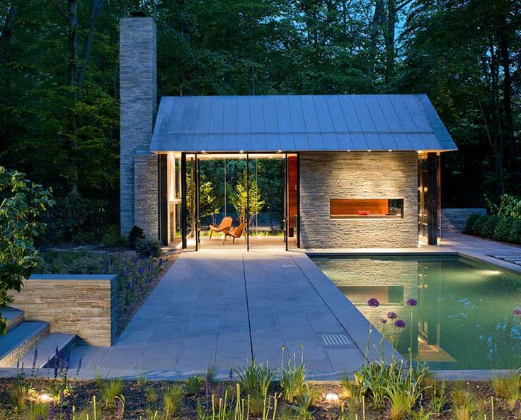 Modern Pool House 33 best cool pool house ideas images on pinterest | pool houses