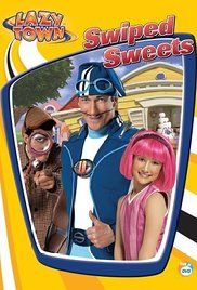 Lazy Town Season 1 Episode 2. In this Nick Jr. television show, a pink-haired girl named Stephanie moves to LazyTown with her uncle (the mayor of LazyTown), where she tries to teach its extremely lazy residents that physical activity is beneficial.
