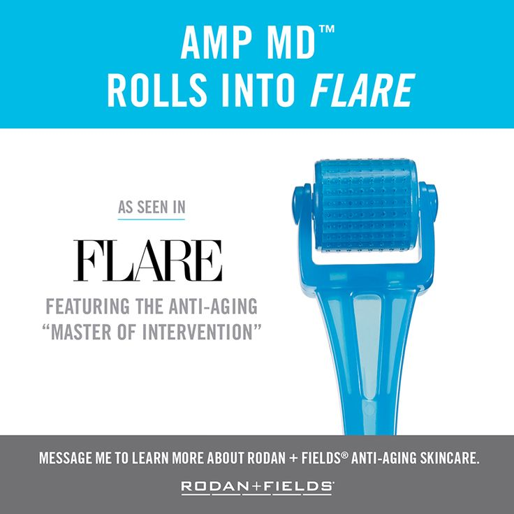 AmpMD in Flare