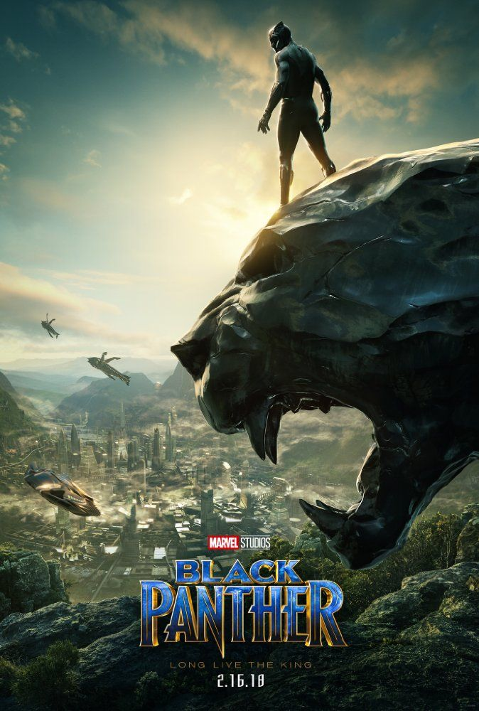 Starring Chadwick Boseman, Michael B. Jordan, Lupita Nyong'o, Forest Whitaker, Andy Serkis, Martin Freeman | Action, Drama, Sci-Fi | Directed by Ryan Coogler