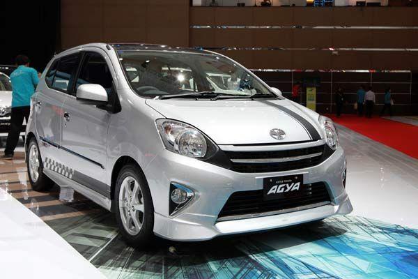 Modifikasi Toyota Agya Toyota Suv Suv Car