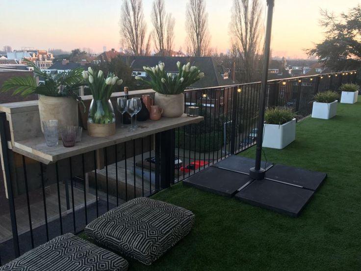 15 pins over balkon tuin die je moet zien klein balkon tuin het planten van groenten en - Tafel josephine wereldje van het huis ...