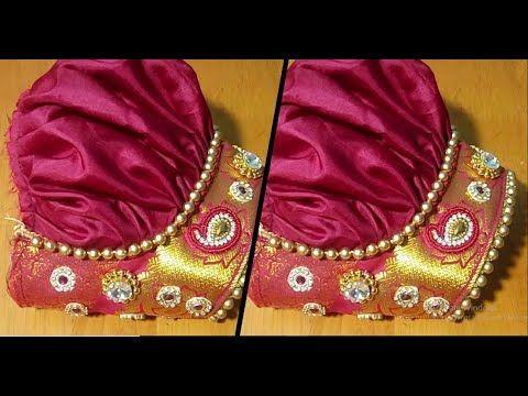 b525de47e06c72 Bridal puff sleeve. Bridal puff sleeve - YouTube Kids Blouse Designs ...