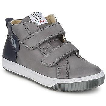 Gave Naturino play hoge sneakers (Grijs) hoge sneakers voor Heren van het merk naturino . Uitgevoerd in grijs.