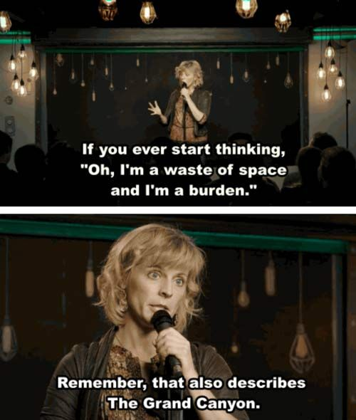 maria bamford waste stand up