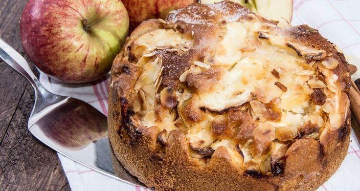 Torta di Sant' Antonio (μηλόπιτα του Αγ. Αντωνίου) | Άκης Πετρετζίκης