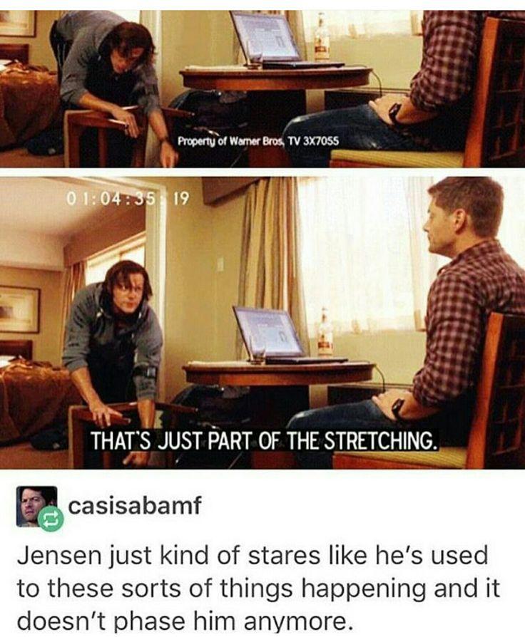 Supernatural  Sam Winchester  Dean Winchester  Jensen Ackles  Jared Padalecki  Tumblr
