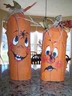 Eu não me importo se ainda é setembro, estou apagando as abóboras! Eu estou   – Ideen zum Selbermachen für zu Hause