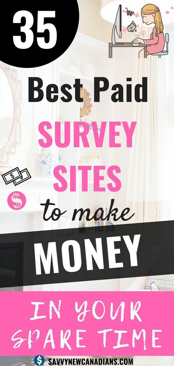 35 Best Paid Online Survey Sites To Make Extra Money in 2019