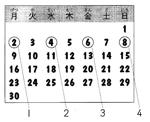 Japanese Language Proficiency Test JLPT N5 – Listening Exercise 01 – Japanesetest4you.com