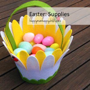 Happy Mum Happy Child's Easter Supplies