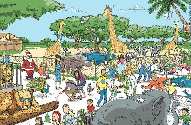 Big Talk - zoo