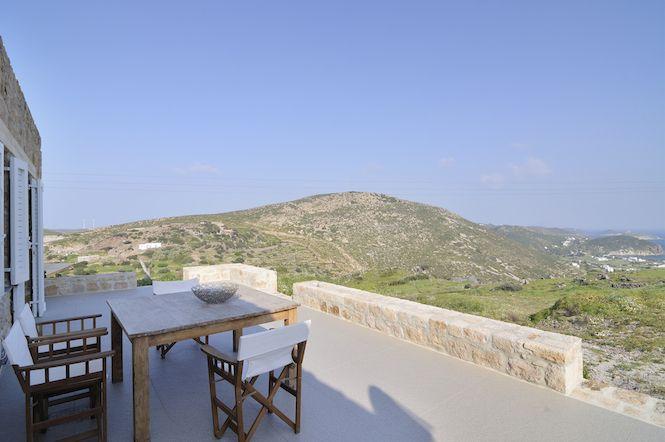 Patmos Luxury Villa