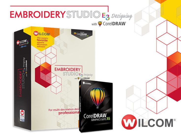 TRY Wilcom Embroidery Studio E3 Software.With ANY Embroidery Machine for 30 days