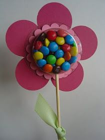 Spring Blossom Musings: Sweet Treat Cups