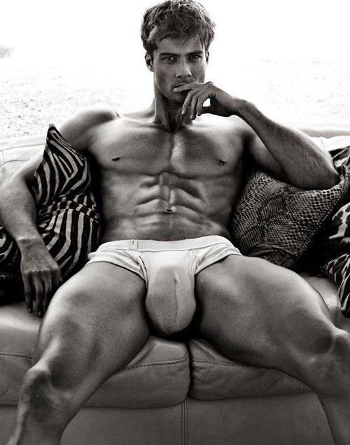 I like hot gay sexy men in black pants 6