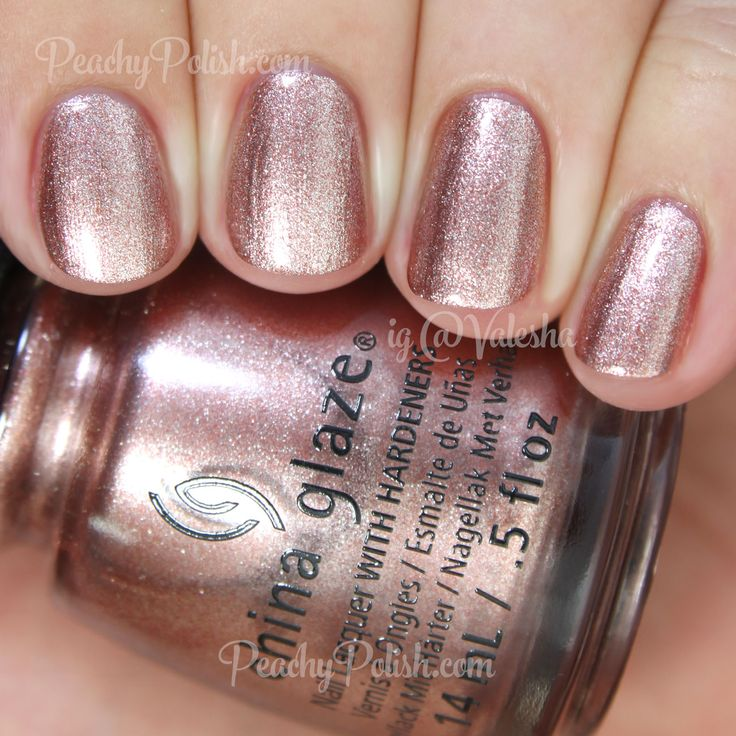 China Glaze Meet Me In The Mirage | Summer 2015 Desert Escape Collection | Peachy Polish