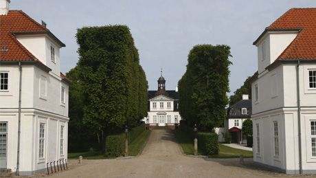 Sorgenfri Palace - The Danish Monarchy