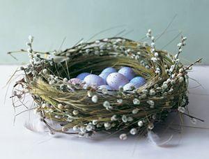 поделки к пасхе своими руками Коробочка для пасхальных яиц ...