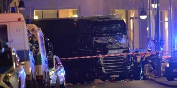 ISIS Mengakui Bertanggungjawab atas Serangan Truk di Pasar Natal Berlin