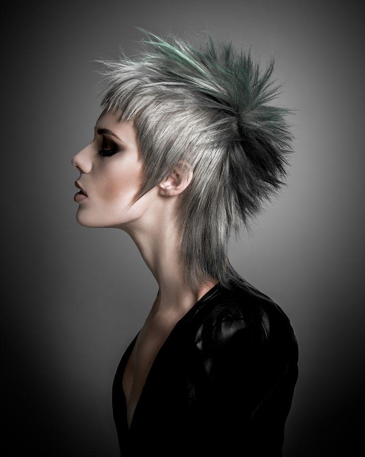Ross Charles #rosscharles #greyhair #серыеволосы #haircut #styling #стайлинг #прически #стрижки #волосы