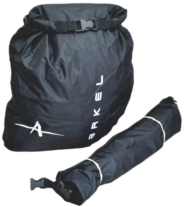 Arkel Dry-Lites panniers