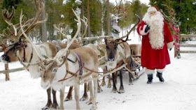 PNP - Portable North Pole - Maegan's Video 2015 - personalised Father Christmas (Santa) video messages