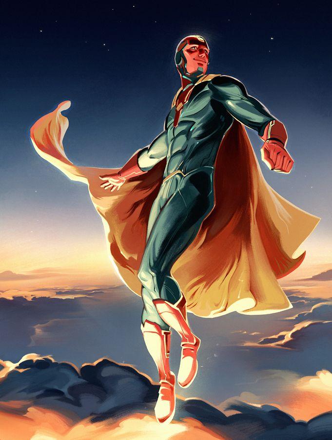 73 Besten Avengers Bilder Auf Pinterest: 326 Besten Vision Bilder Auf Pinterest