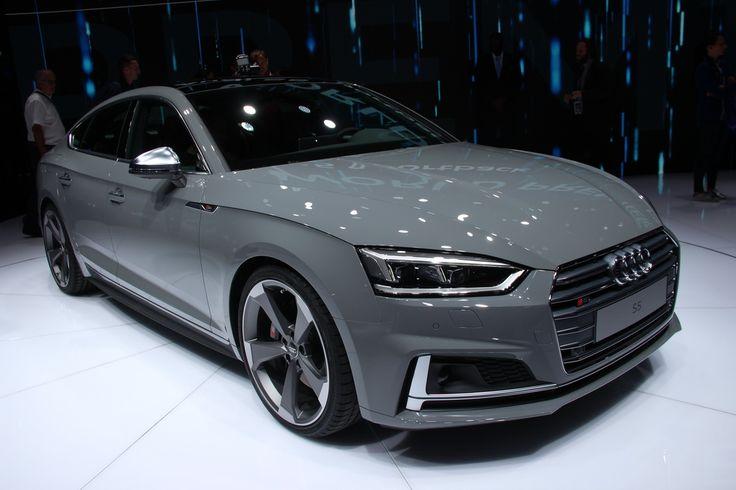В Париже представили Audi RS3 Sedan и другие новинки Audi Sport