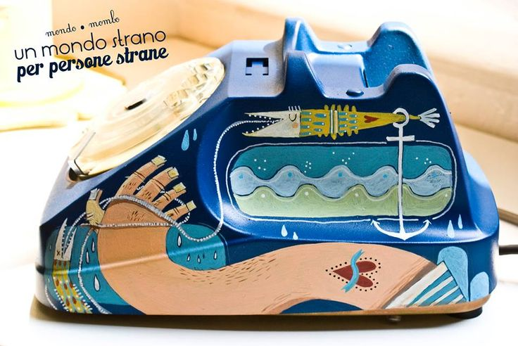Pirate-phone by Mondo • Mombo
