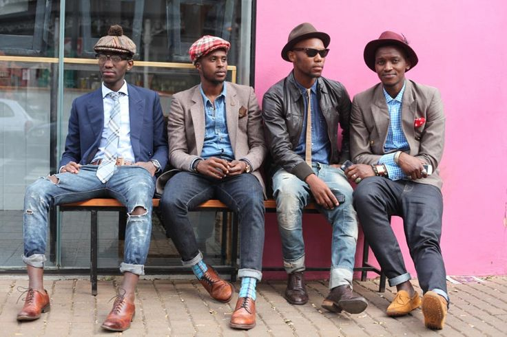 BOS fashionistas by Jeff Rikhotso and Bob the Stylist - South African Fashion.
