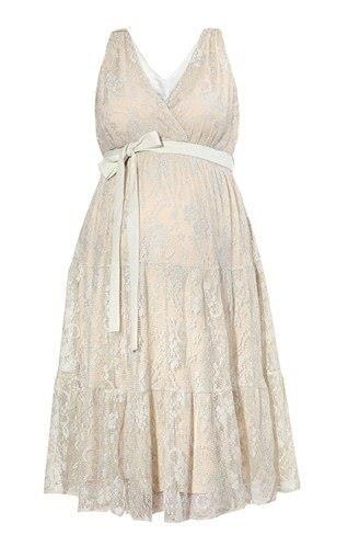 Платье для беременных шелк