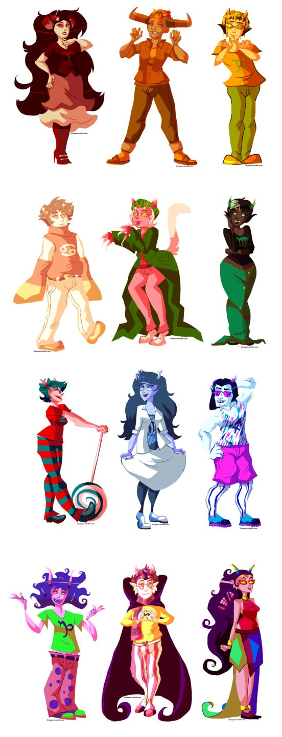 Homestuck Dancestors Kurloz 17 Best ideas about Ho...