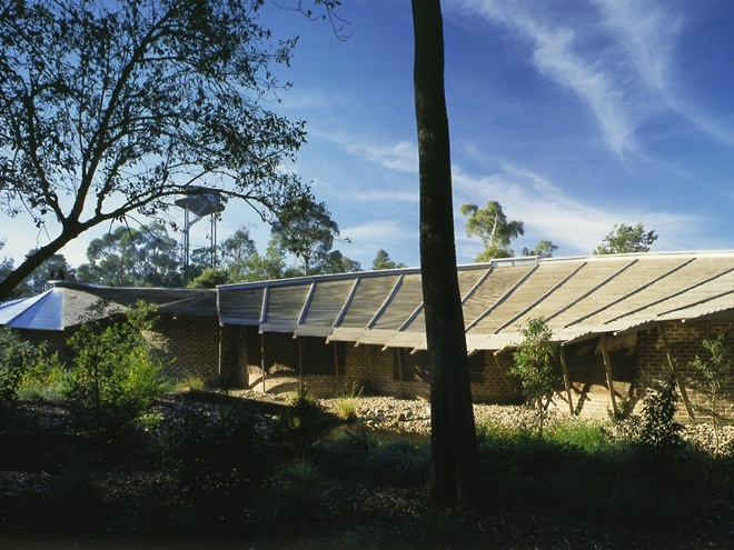 World of the Platypus Exhibit Healesville - Gregory Burgess Architects