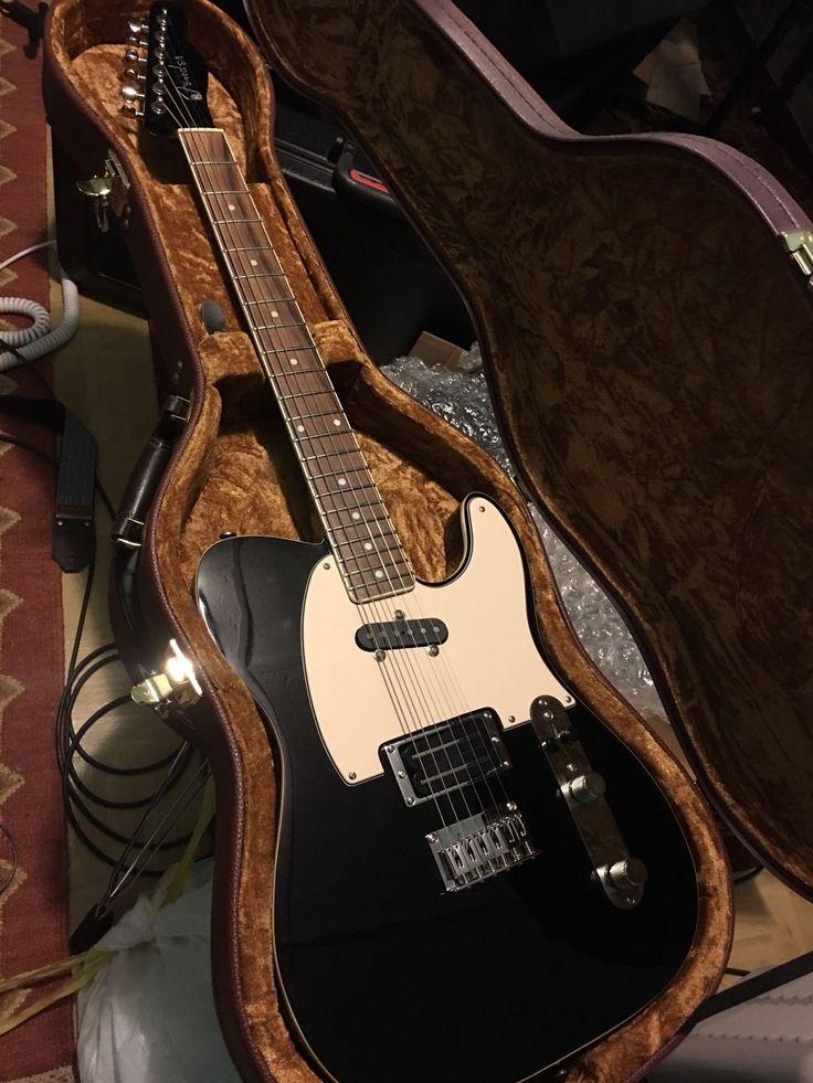 Fender Custom Shop Telecaster Blackguard Bridge Pup 5-way Selector