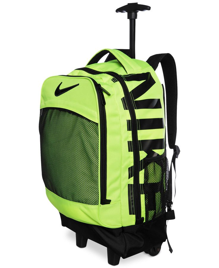 Nike Boys' or Girls' Rolling Backpack