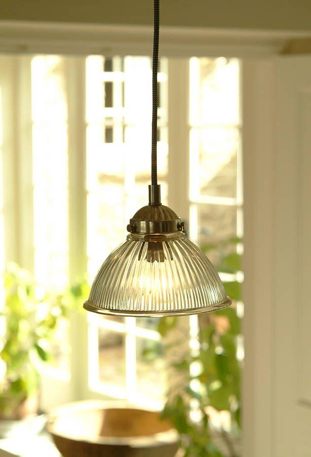 petit paris pendant light by garden trading | notonthehighstreet.com