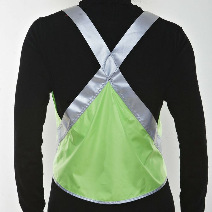 Vespertine Vesp Reflective Mini-Waistcoat (Lime): The chic, light weight Vesp is perfect for an early morning jog, a dusk walk, evening cocktails, a late night bike ride and everything in between.  Bright colors and 360º of reflective material provide excellent visibility.  A versatile, roomy cut fits over anything from a bandeau top to a winter coat.  And a built-in stuff pocket means it folds down into a tiny self-contained package which you'll hardly notice in your purse, car or locker…