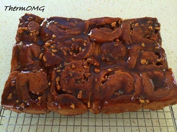 Sticky Cinnamon Buns — ThermOMG