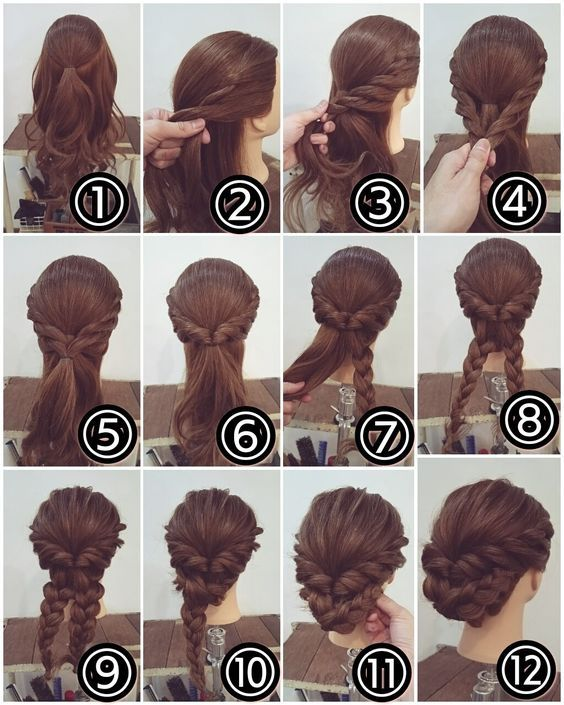 http://chikk.net/the-secret-to-the-perfect-braided-bun/