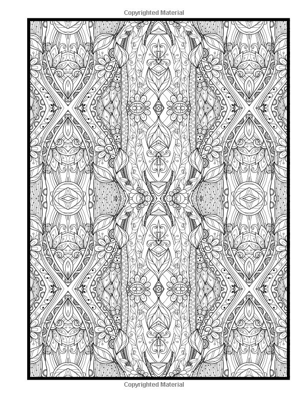 New Advanced Coloring Book
