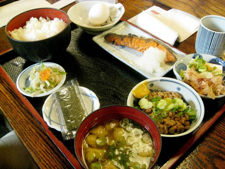 15 best japanese food images on pinterest japanese food the traditional japanese breakfast forumfinder Image collections