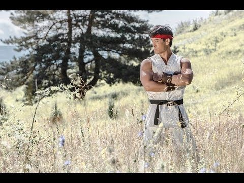 #Nerdgasm - Street Fighter: Assassin's Fist - 'Ryu' (Teaser Trailer)