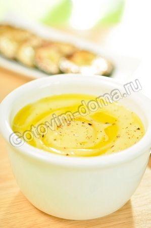 Скордалия (Skordalia). Греческая картофельно-чесночная закуска
