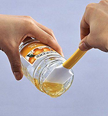 Amazon|レック ビン ・ 缶用 スクレーパー ( ヘラ ・ スパチュラ )|へら・スパチュラ オンライン通販